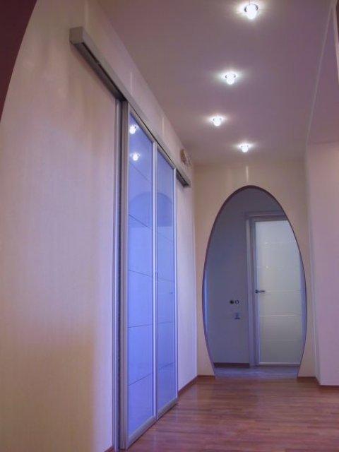 Ремонт квартир арки фото