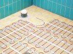 Электрический тёплый пол Рехау