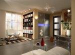 Зонирование в многокомнатной квартире