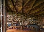 Домашние библиотеки в дизайне интерьера